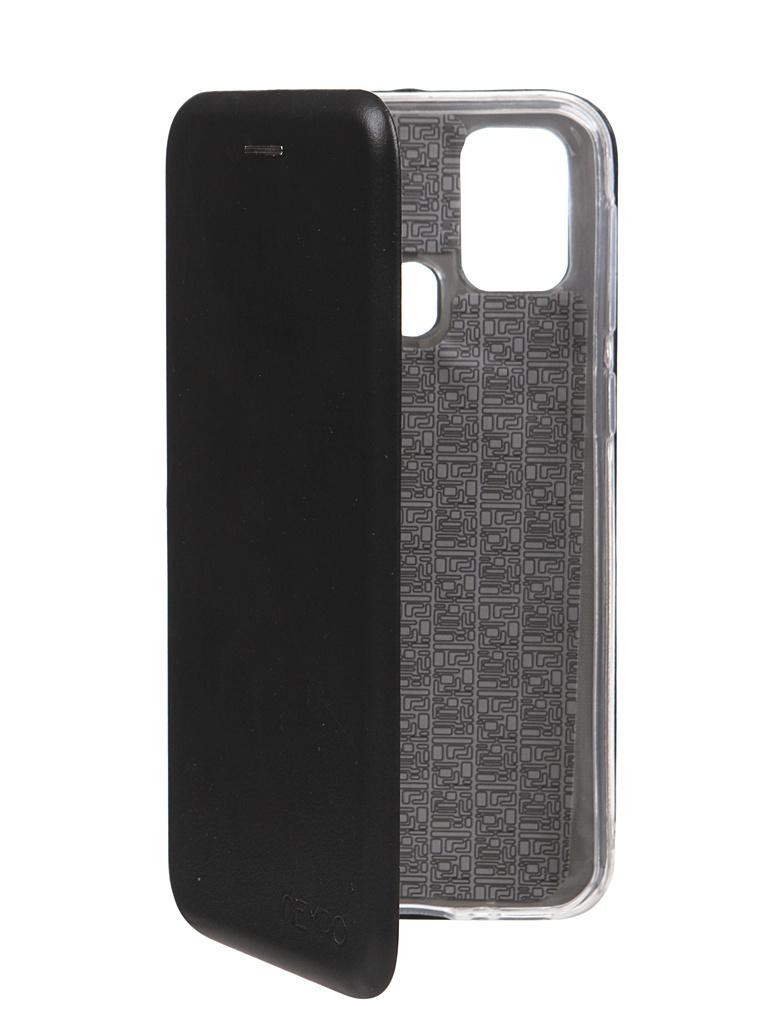 Чехол Neypo для Samsung Galaxy M31 2020 Premium Black NSB17191