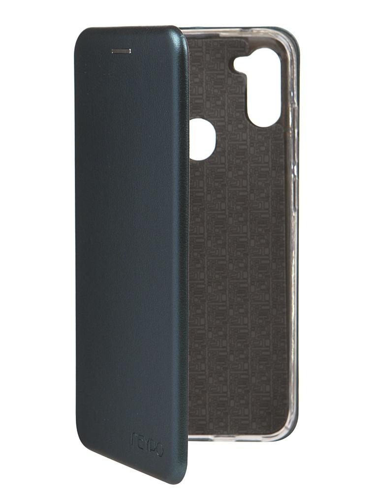 Чехол Neypo для Samsung Galaxy A11 / M11 2020 Premium Dark Green NSB18325