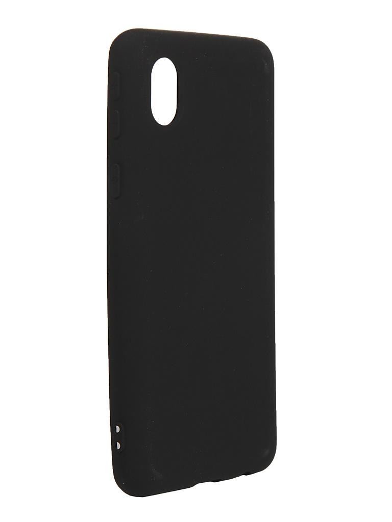 Чехол Neypo для Samsung Galaxy A01 Core 2020 Silicone Case 2.0mm Black NSC18685