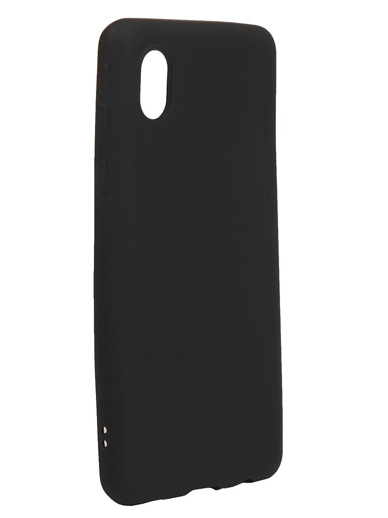 Чехол Neypo для Samsung Galaxy A01 Core 2020 Silicone Soft Matte Black NST18483