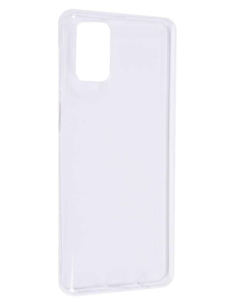 Чехол Neypo для Samsung Galaxy M31s Silicone Transparent NST18652