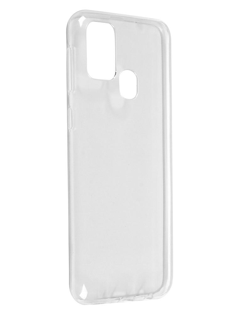 Чехол Neypo для Samsung Galaxy M31 2020 Silicone Transparent NST17168