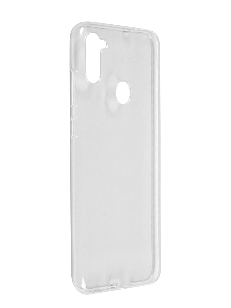Чехол Neypo для Samsung Galaxy M11 2020 Silicone Transparent NST16942