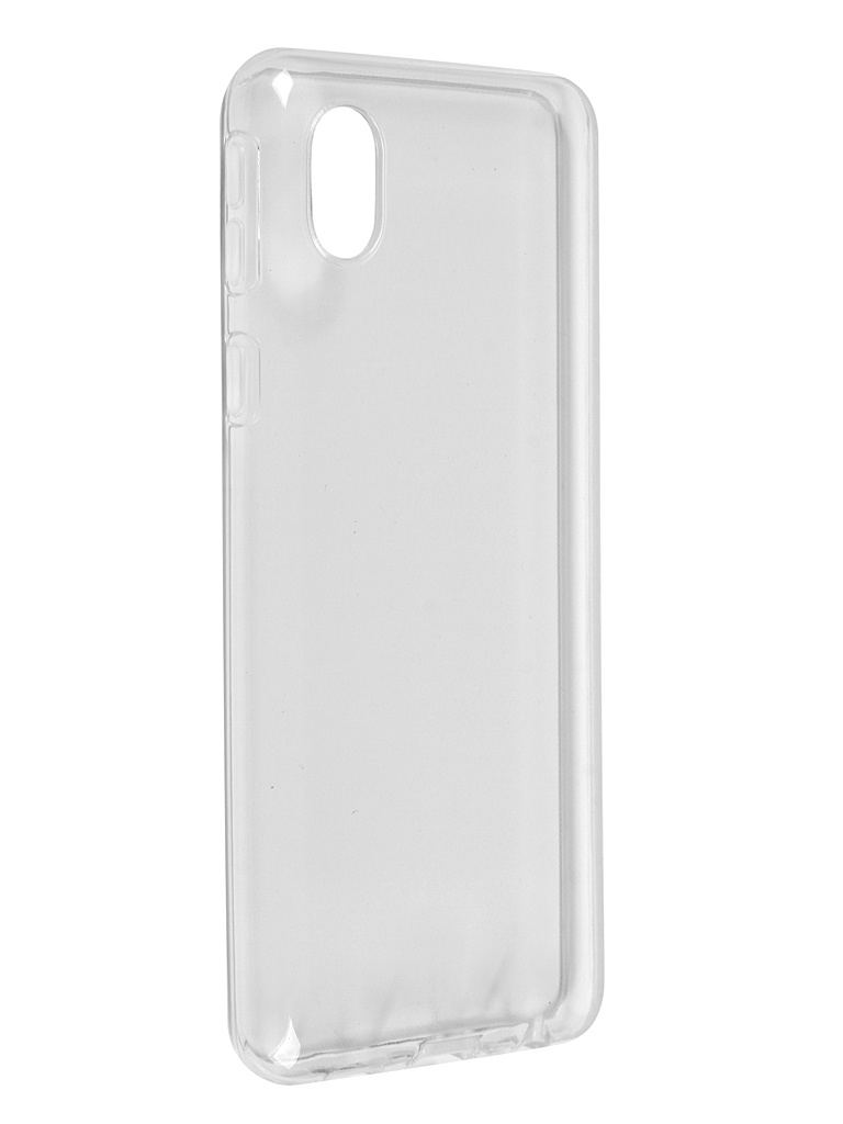 Чехол Neypo для Samsung Galaxy A01 Core Silicone Transparent NST18157