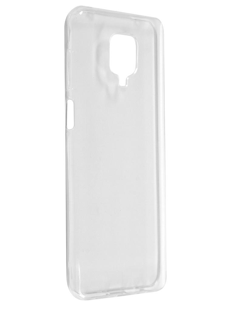 Чехол Neypo для Xiaomi Redmi Note 9S/9 Pro Silicone Transparent NST16964
