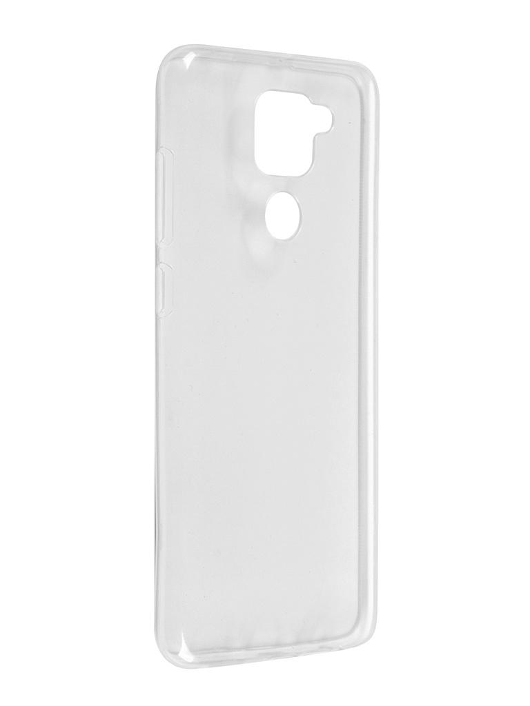 Чехол Neypo для Xiaomi Redmi Note 9 Silicone Transparent NST17487