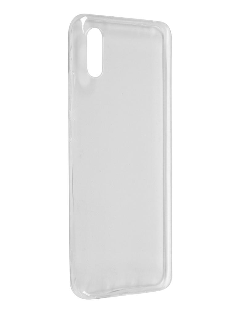 Чехол Neypo для Xiaomi Redmi 9A Silicone Transparent NST18156