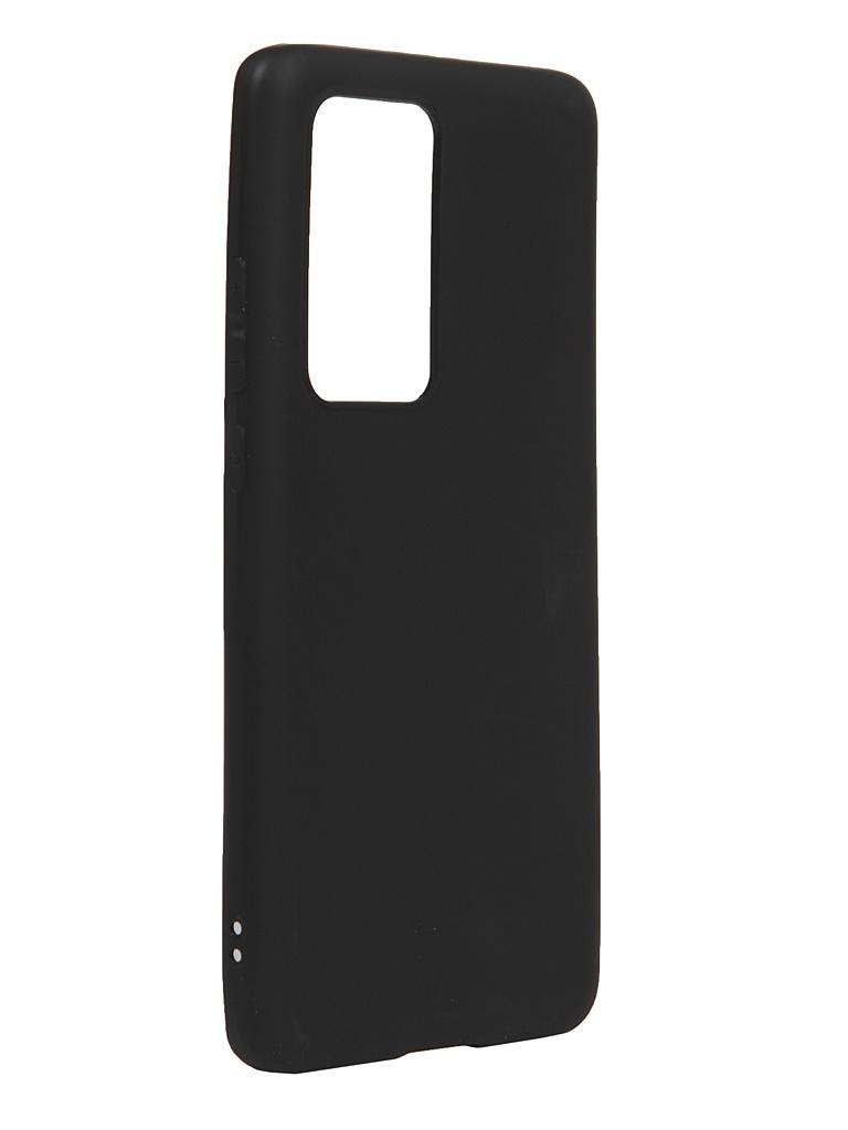 Чехол Neypo для Huawei P40 Pro Silicone Soft Matte Black NST17150