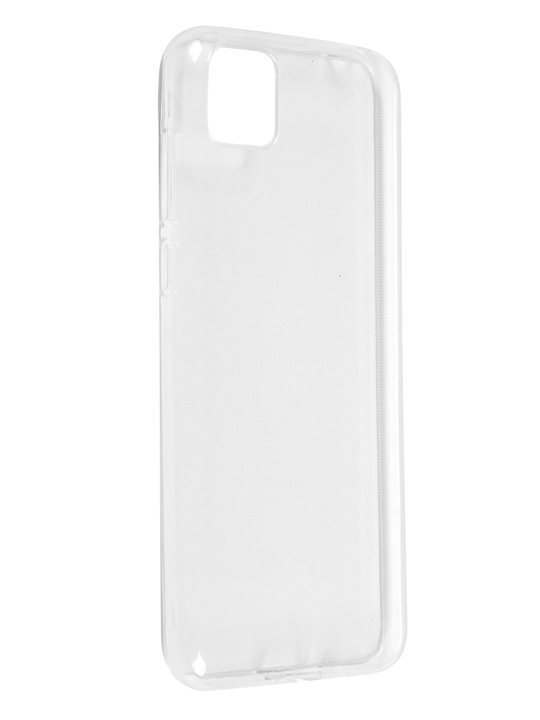 Чехол Neypo для Huawei Y5p Silicone Transparent NST17524