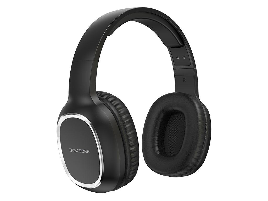 Наушники Borofone BO9 Pearl Black 0L-00049129