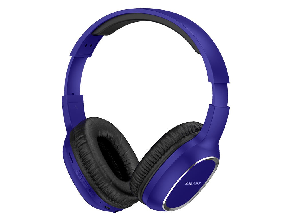 Наушники Borofone BO9 Pearl Blue 0L-00049131