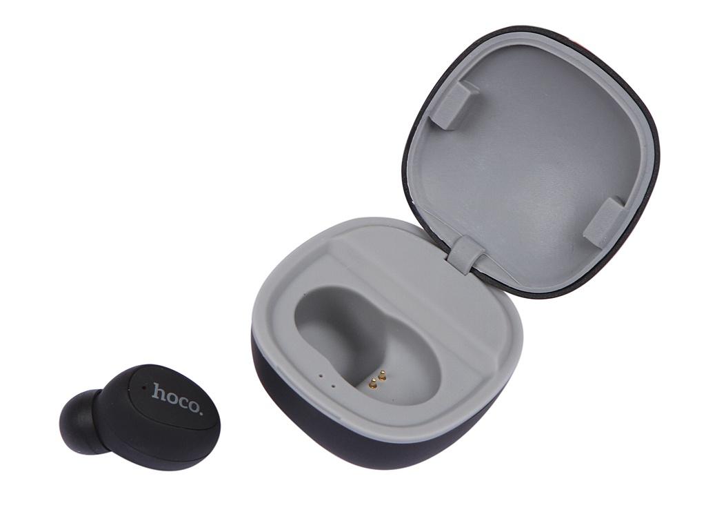 Наушники Hoco ES50 Wise Mini Wireless Black 0L-00049406