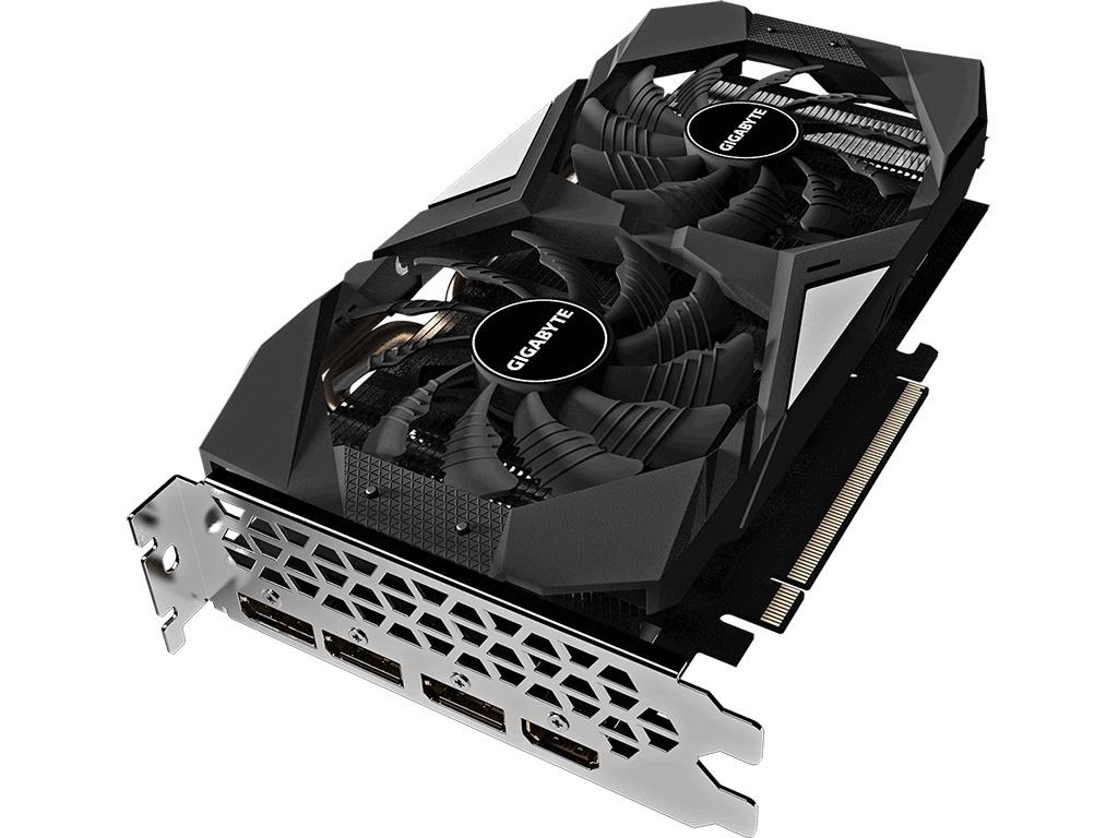 Видеокарта GigaByte AMD Radeon RX 5600 XT WindForce OC 6G 1460Mhz PCI-E 4.0 6144Mb 12000Mhz 192 bit HDMI 3xDP GV-R56XTWF2OC-6GD Выгодный набор + серт. 200Р!!!