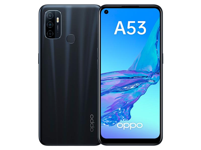 Сотовый телефон OPPO A53 4/64GB Black