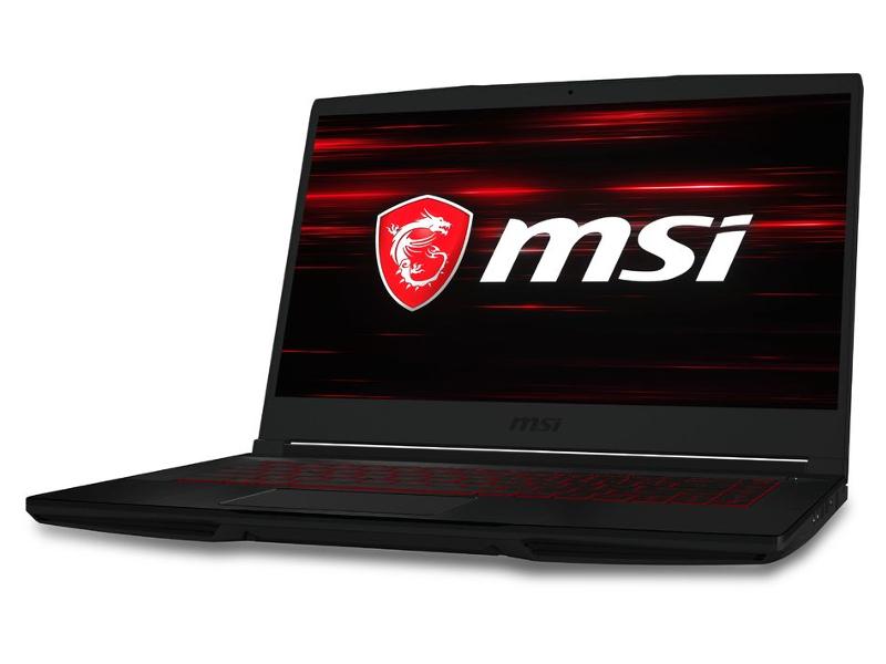 Фото - Ноутбук MSI GF63 Thin 9SCSR-1001RU 9S7-16R412-1001 (Intel Core i5-9300H 2.4GHz/8192Mb/1Tb/nVidia GeForce GTX 1650 Ti Max-Q 4096Mb/Wi-Fi/Bluetooth/Cam/15.6/1920x1080/Windows 10 64-bit) ноутбук msi prestige 14 a10sc 008ru 9s7 14c112 008 intel core i7 10710u 1 1ghz 16384mb 1000gb ssd no odd nvidia geforce gtx 1650 max q 4096mb wi fi bluetooth 14 0 1920x1080 windows 10 64 bit