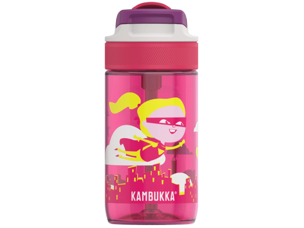 Бутылка Kambukka Lagoon 400ml Pink 11-04015