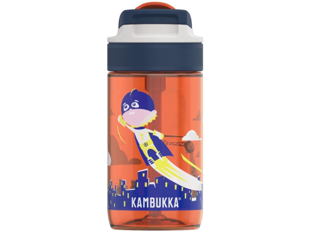 Бутылка Kambukka Lagoon 400ml Orange 11-04019