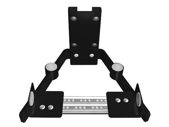 Кронштейн Trone ВМ 7 (до 15кг) Black trone тв 40 black