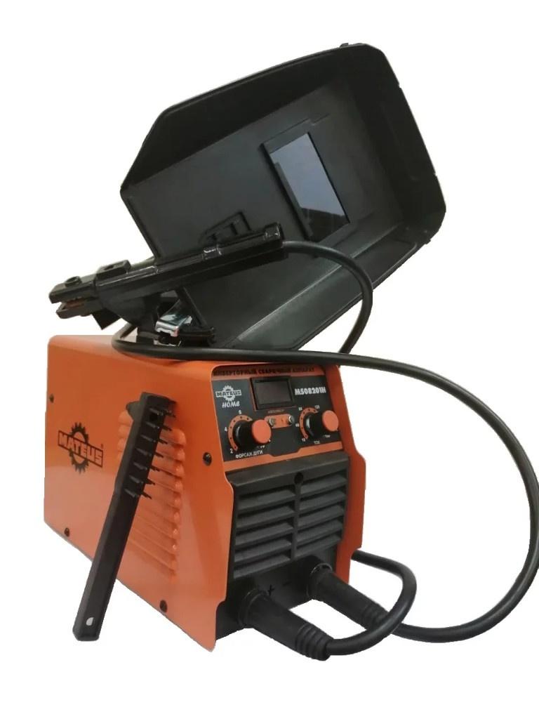 Сварочный аппарат Mateus MMA-160 MS08201H