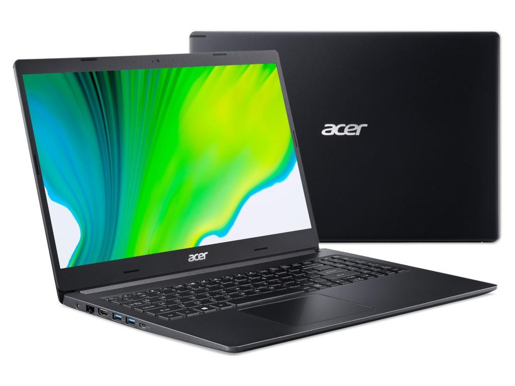 Ноутбук Acer Aspire A515-44-R88A NX.HW3ER.002 (AMD Ryzen 5 4500U 2.3 GHz/8192Mb/1024Gb SSD/AMD Radeon Graphics/Wi-Fi/Bluetooth/Cam/15.6/1920x1080/no OS)