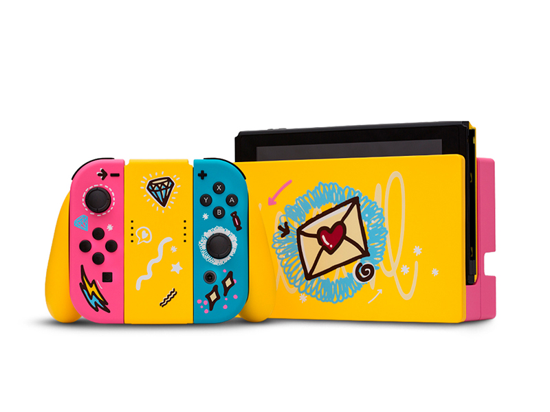 Игровая приставка Nintendo Switch Sweet