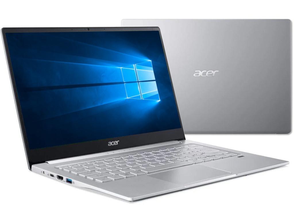 Ноутбук Acer Swift 3 SF314-42-R4RZ NX.HSEER.00K (AMD Ryzen 5 4500U 2.3 GHz/8192Mb/256Gb SSD/AMD Radeon Graphics/Wi-Fi/Bluetooth/Cam/14.0/1920x1080/Windows 10 Home 64-bit) ноутбук acer aspire a515 44 r1uh nx hw3er 00h amd ryzen 5 4500u 2 3 ghz 8192mb 1024gb ssd amd radeon graphics wi fi bluetooth cam 15 6 1920x1080 windows 10 home 64 bit