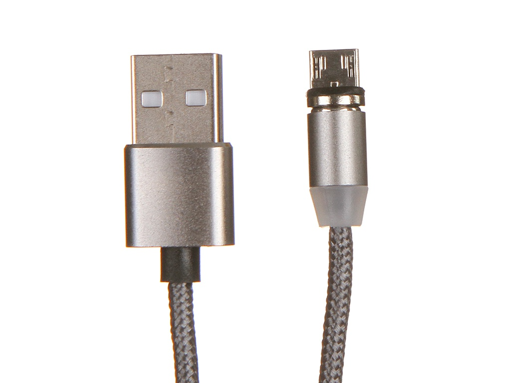 Аксессуар Maimi X30 USB-microUSB 1m Graphite