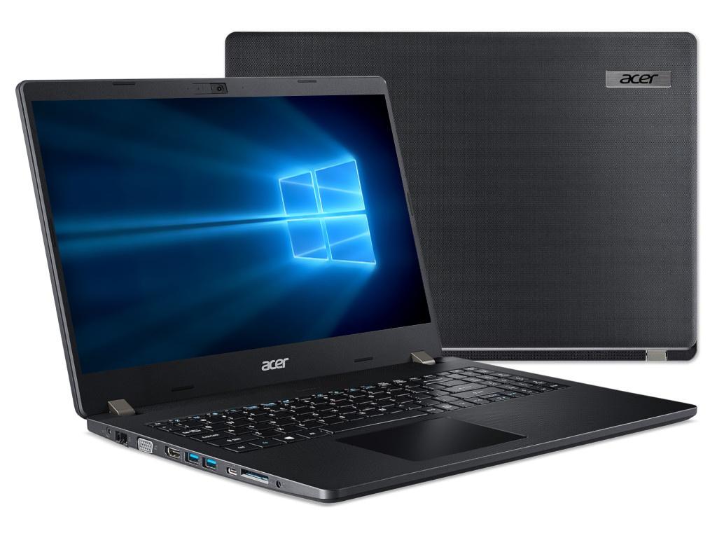 Ноутбук Acer TravelMate P215-52-32X3 NX.VLLER.00Q (Intel Core i3-10110U 2.1 GHz/4096Mb/256Gb SSD/Intel UHD Graphics/Wi-Fi/Bluetooth/Cam/15.6/1920x1080/Windows 10 Pro 64-bit) ноутбук hp pavilion 14 ce2001ur intel core i3 8145u 2100 mhz 14 1920x1080 4gb 128gb ssd no dvd intel uhd graphics 620 wi fi bluetooth windows 10