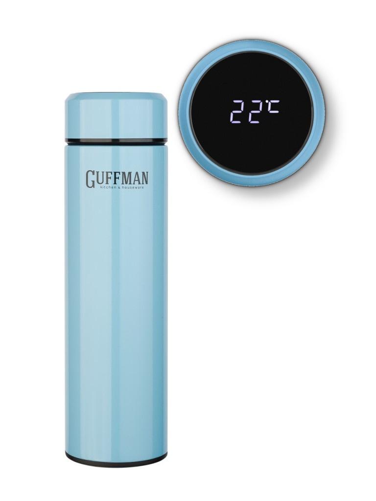 Термос Guffman Nuovo 420ml Light Blue Pearl N015-047B