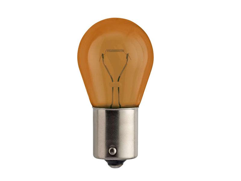 Лампа Philips PY21W BAU15s 12V-21W 12496NAB2 (2 штуки)