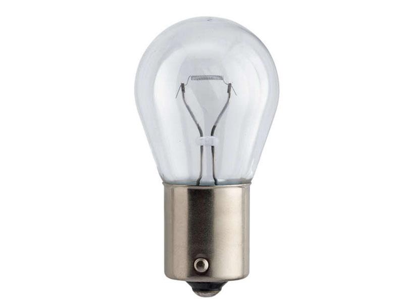 Фото - Лампа Philips LongLife Eco Vision P21W BA15s 12V-21W 12498LLECOB2 (2 штуки) лампа avs vegas p21w ba15s 12v red box 10 штук a78180s