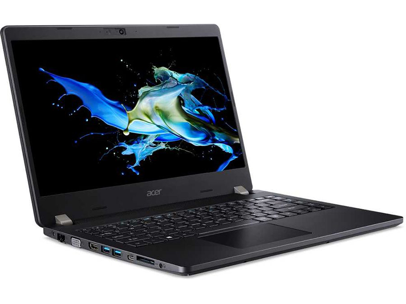 Ноутбук Acer TravelMate P214-52-3763 NX.VLHER.00H (Intel Core i3-10110U 2.1 GHz/8192Mb/256Gb SSD/Intel UHD Graphics/Wi-Fi/Bluetooth/Cam/14.0/1920x1080/Only boot up) ноутбук hp 15 dw0005ur intel core i3 8145u 2100 mhz 15 6 1366x768 8gb 256gb ssd no dvd intel uhd graphics 620 wi fi bluetooth windows 10