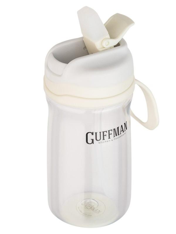 Бутылочка Guffman Smart Kid 450ml White N016-048W