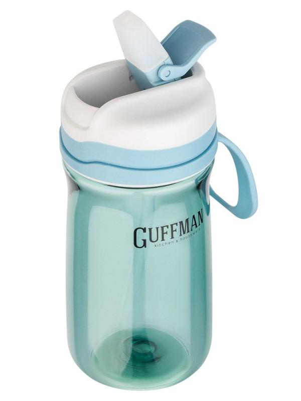 Бутылочка Guffman Smart Kid 450ml Light Blue N016-050B