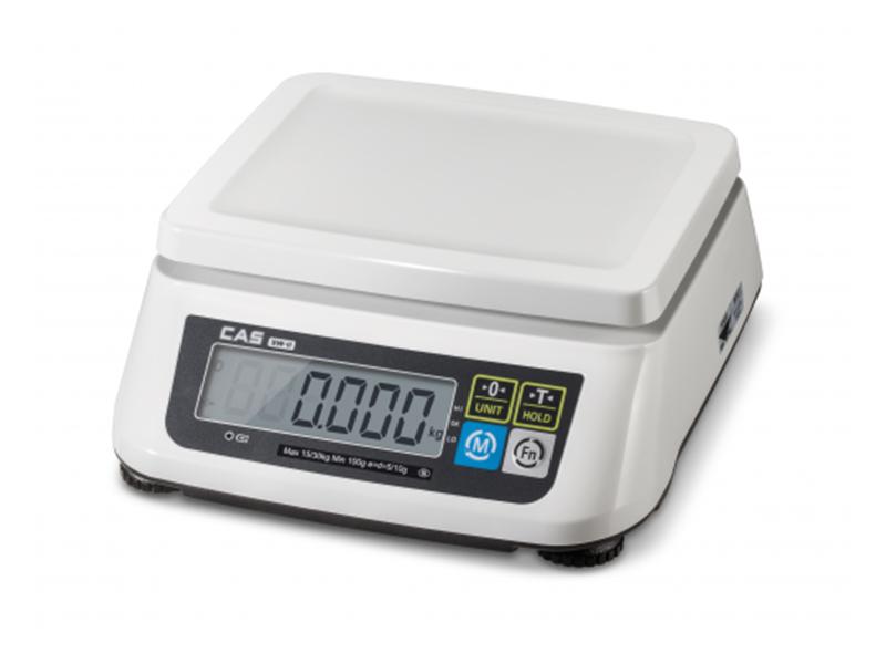 Весы Cas SWN-6C весы cas ad 25
