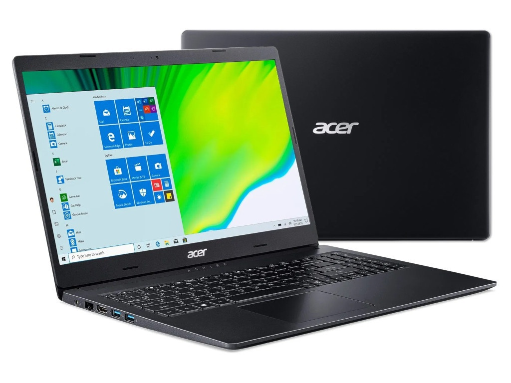 Ноутбук Acer Aspire 3 A315-23-R9PN NX.HVTER.01F (AMD Ryzen 3200U 2.6 GHz/4096Mb/128Gb SSD/AMD Radeon Vega 3/Wi-Fi/Bluetooth/Cam/15.6/1366x768/Windows 10 Home 64-bit)