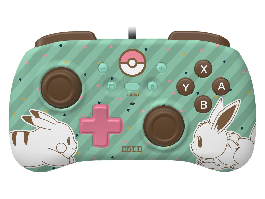 Геймпад Hori Pad Mini NSW-279U для Nintendo Switch