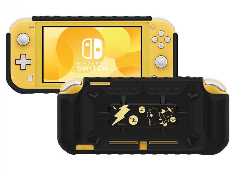 Чехол Hori Pikachu Black-Gold NS2-077U для Nintendo Switch