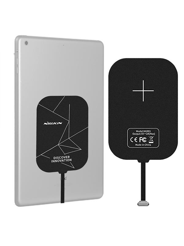Адаптер беспроводной зарядки Nillkin для APPLE iPad 9.7 / 10.2 / 10.5 Magic Tags Plus 20332 адаптер беспроводной зарядки nillkin magic tags microusb 20330