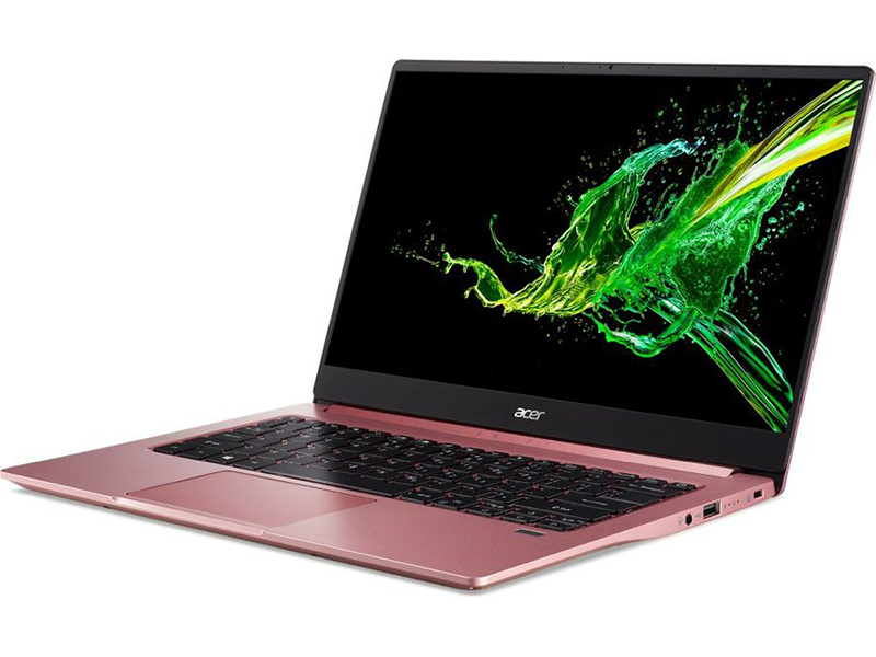 Ноутбук Acer Swift 3 SF314-57-33ZP NX.HJKER.007 (Intel Core i3-1005G1 1.2 GHz/8192Mb/256Gb SSD/Intel UHD Graphics/Wi-Fi/Bluetooth/Cam/14.0/1920x1080/Only boot up) ноутбук hp 15 dw0005ur intel core i3 8145u 2100 mhz 15 6 1366x768 8gb 256gb ssd no dvd intel uhd graphics 620 wi fi bluetooth windows 10