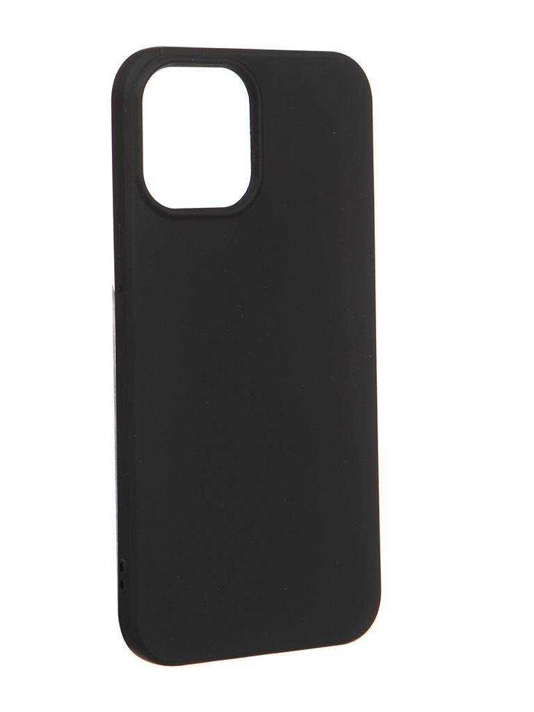 Чехол Innovation для APPLE iPhone 12 Pro Max Black 18052