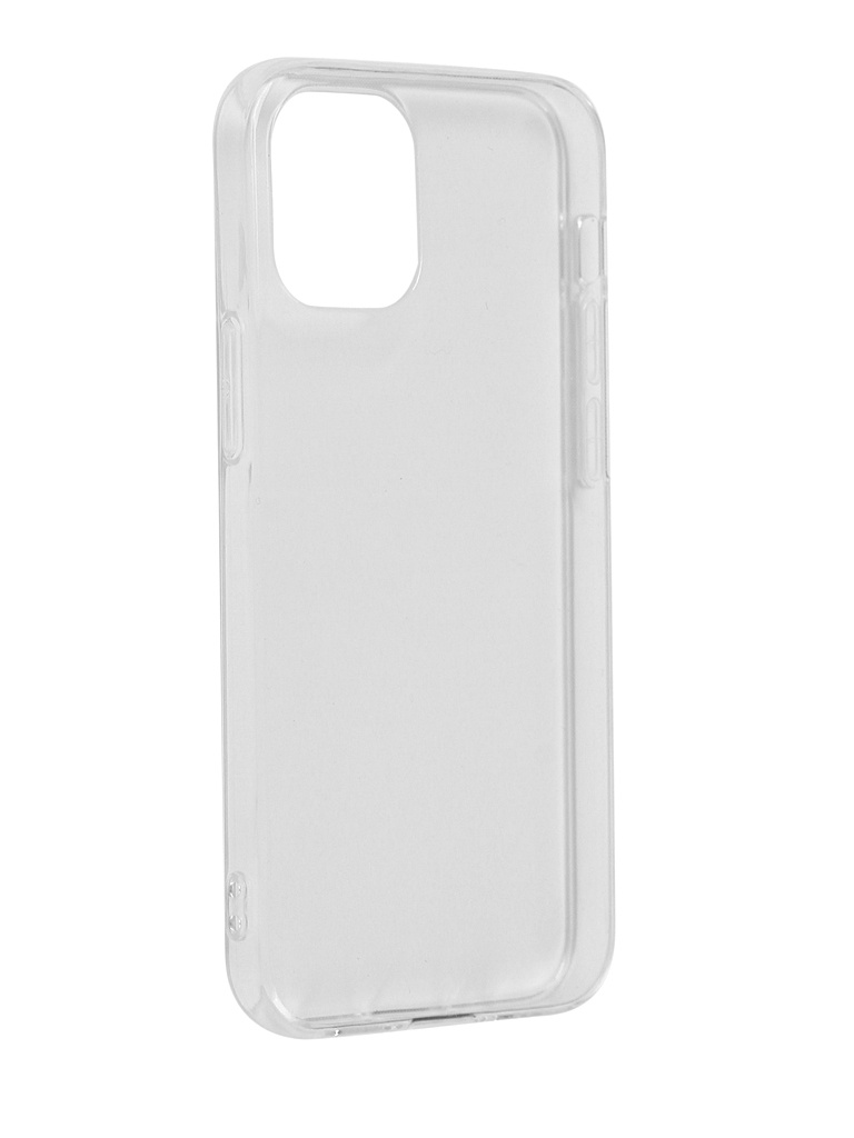 Чехол Innovation APPLE iPhone 12 Mini Silicone Transparent 18053