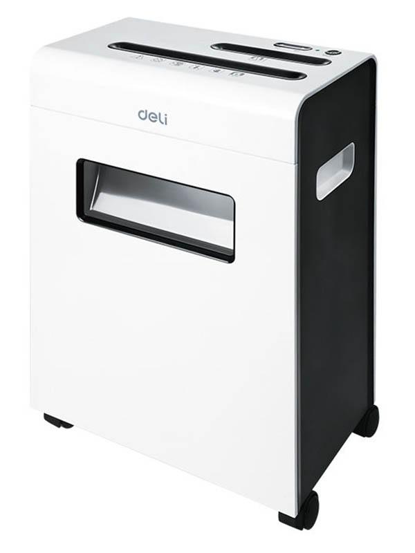 Шредер Deli E9911-EU