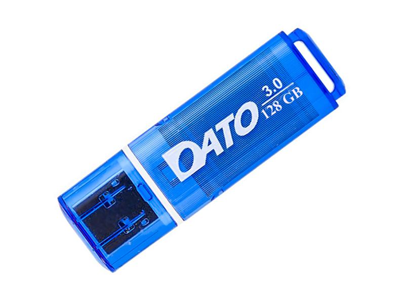 USB Flash Drive 128Gb - Dato DB8002U3 3.0 Blue DB8002U3B-128G
