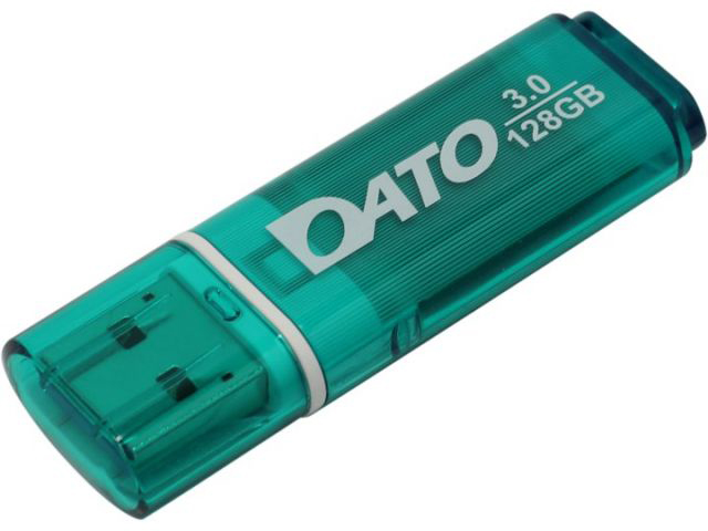 USB Flash Drive 128Gb - Dato DB8002U3 3.0 Green DB8002U3G-128G