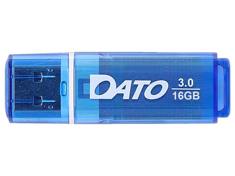 USB Flash Drive 16Gb - Dato DB8002U3 3.0 Blue DB8002U3B-16G