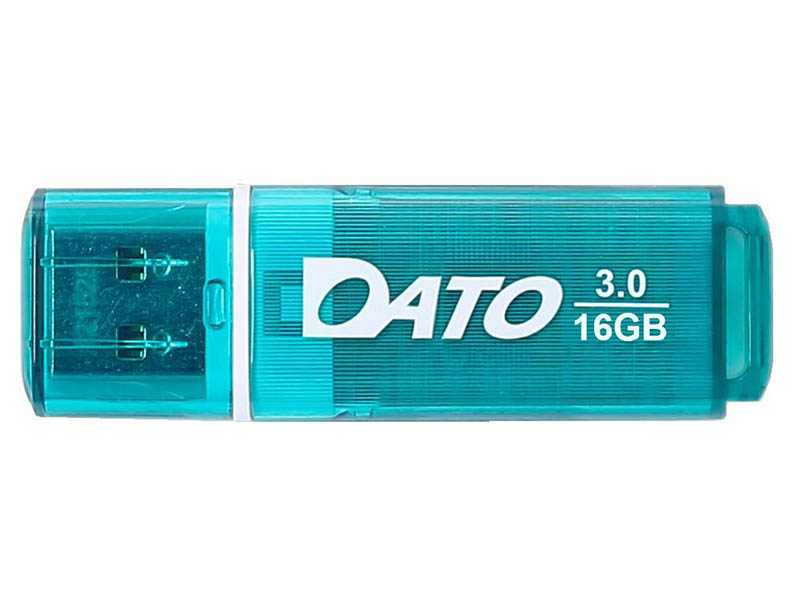USB Flash Drive 16Gb - Dato DB8002U3 3.0 Green DB8002U3G-16G