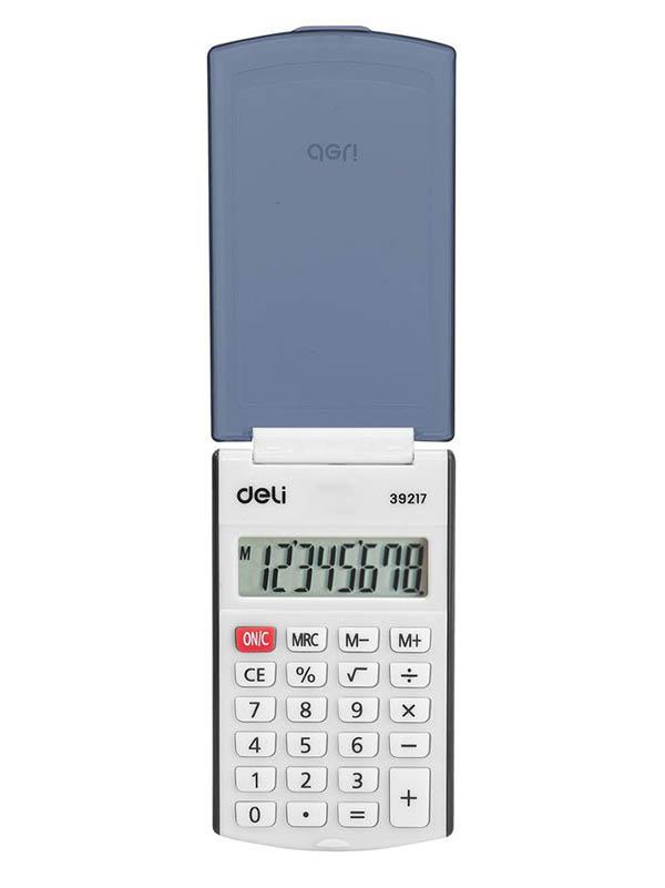 Калькулятор Deli E39217/Black