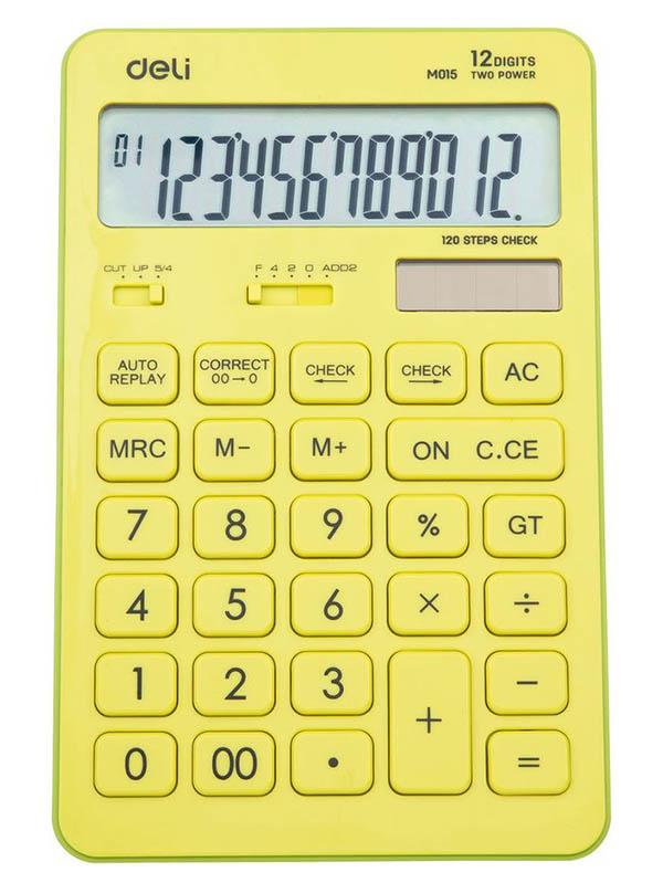 Калькулятор Deli Touch EM01551