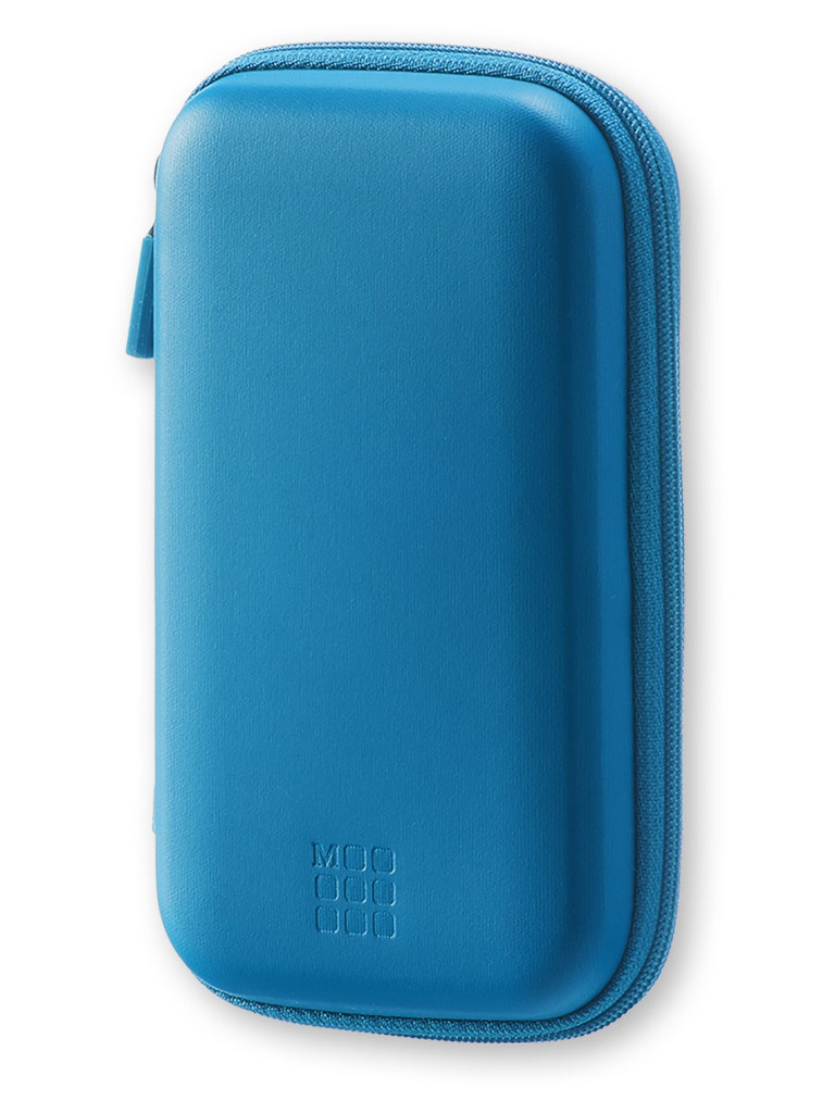Чехол для путешествий Moleskine Journey Pouch Small Blue ET67PH1B21